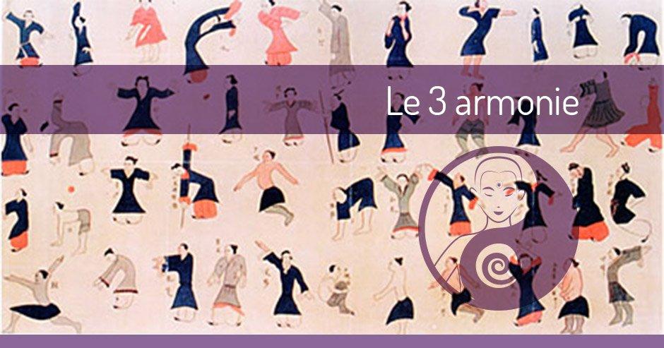 Il Qi Gong: le 3 Armonie