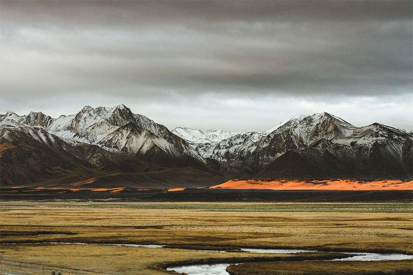 Camminare sul Monte: una storia Yi Ching