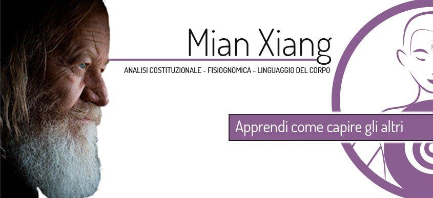 Seminario: Mian xiang – analisi costituzionale, fisiognomica, linguaggio del corpo