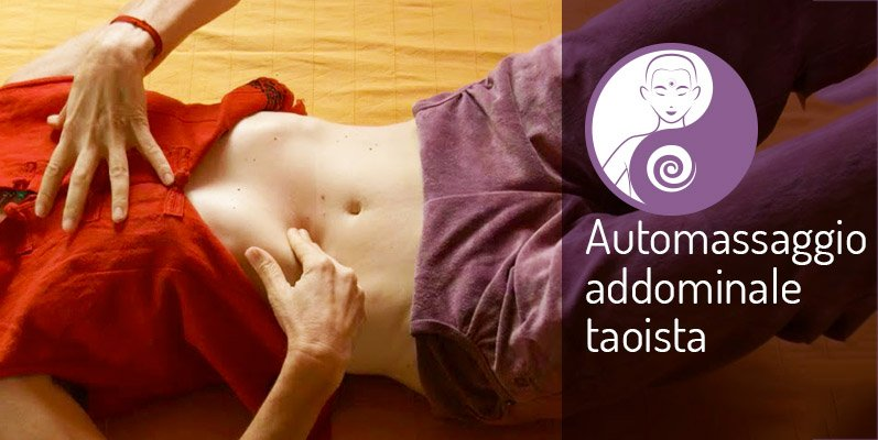 Qi nei zhang: massaggio addominale taoista