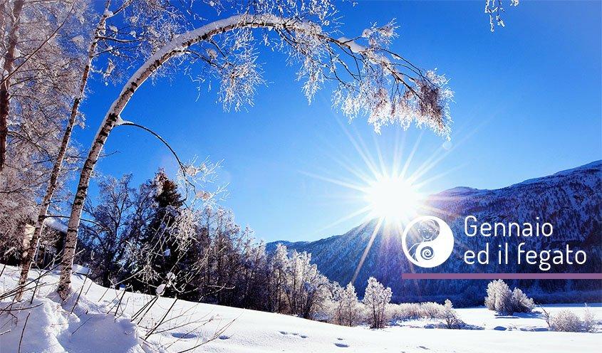 Il mese del Fegato nel calendario cinese