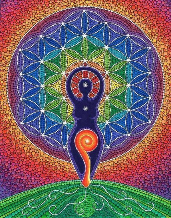 radicamento qi gong