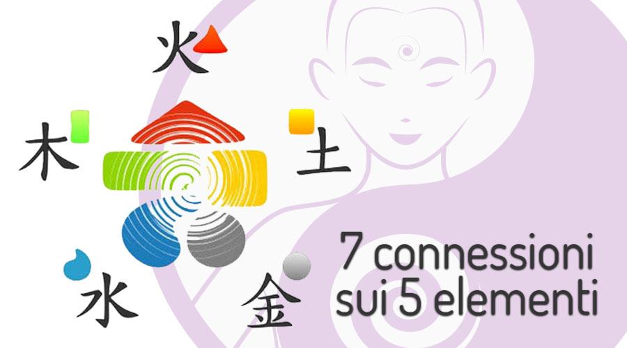 Sette connessioni che non tutti conoscono sugli elementi del Tao