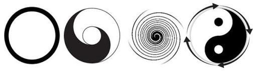 pieno vuoto yin yang