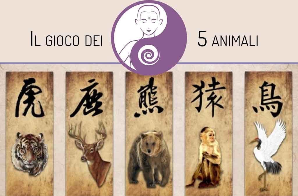 Le connessioni sottili nel Qi Gong dei 5 animali